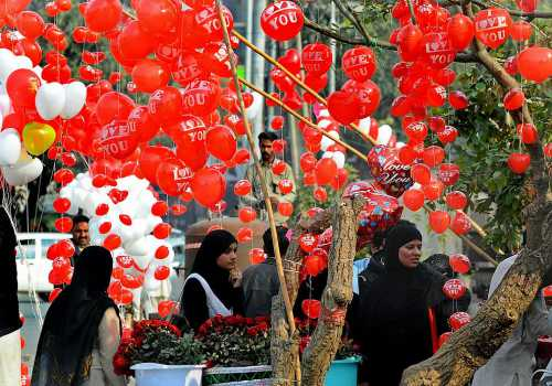 День святого Валентина: традиции празднования Дня святого Валентина