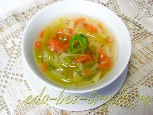 Он полезен и не вызывает расстройство желудка, как суп из капусты