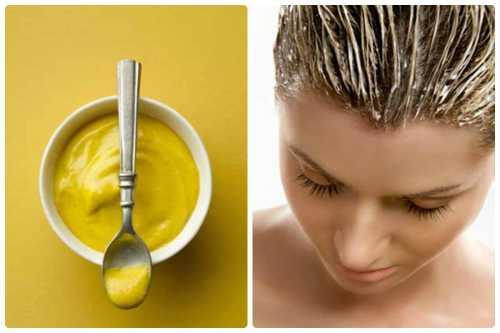 Маска для волос с горчицей Рецепты и советы