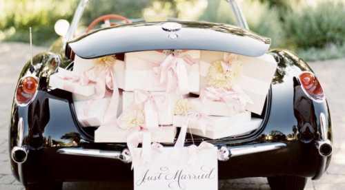 Подарок на свадьбу полезные советы