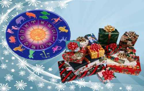 Рождественские и новогодние подарки по знакам Зодиака
