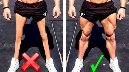 Принять положение лежа, и удерживая штангу поднять ноги вправо относительно снаряда, затем влево