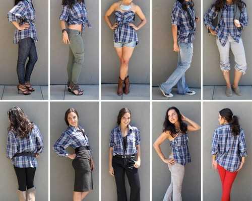 Что женщины позаимствовали из мужского гардероба